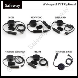 Two Way Radio Tactical Headset for Kenwood Walkie Talkie pictures & photos