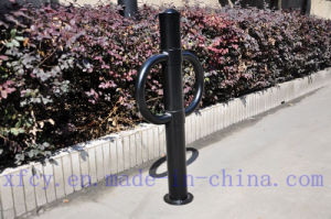 Mounted Bike Parking Bollard Bike Rack pictures & photos
