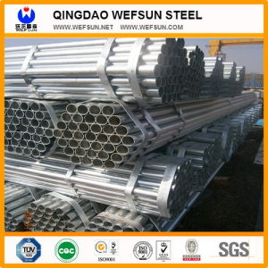 Galvanized Round Pipe with 5.8m Length pictures & photos