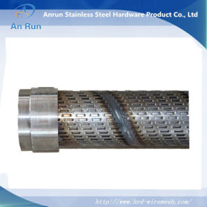 Spiral Lock Seam Tubes Made of Perforated Sheet pictures & photos