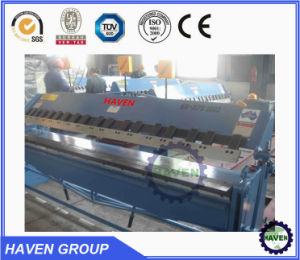 Manual Sheet Metal Bending Machine, Sheet Metal Folder the iron hand folding machine pictures & photos