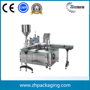 Nail Polish Filling and Capping Machine (Zh-Nf30) pictures & photos