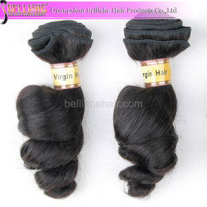 Top Quality Loose Wave Brazilian Virgin Human Hair Weft