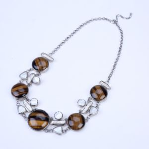 Tiger-Eye Stone New Degin Africa Jewelry pictures & photos