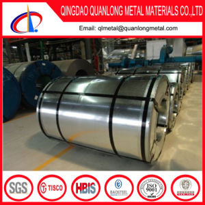 Cold Rolled Z30-275 Zinc Coated Steel Coils pictures & photos