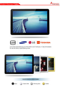 42-Inch LCD Display Advertising Player, Digital Signage pictures & photos