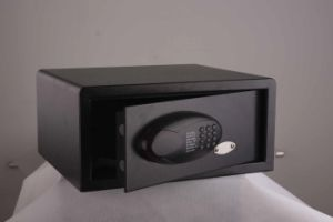 Electronic Safe Box with LED Display for Hotel and Home Use pictures & photos