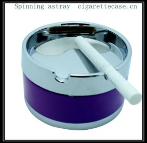 Gossip Windproof Ashtray Promotion Gift with Sticker