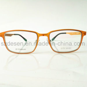 Wholesale Super Thin Super Light Titanium Full Frame Eyewear Optical Frame pictures & photos