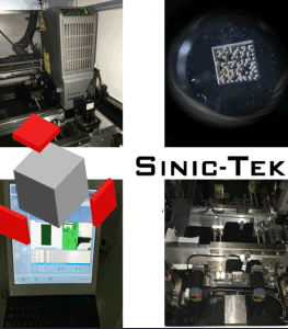 Widely Use 3D Online Fiber Laser Marking Machine on Metals /ABS Pec PVC PCB pictures & photos