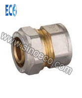 Brass Pex-Al-Pex Pipe Fitting Female Straight Union pictures & photos