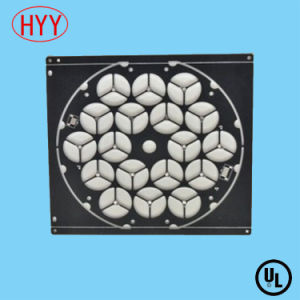 HASL material Based Aluminum PCB with LED pictures & photos