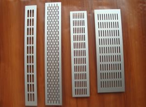 Punched Sheet (aluminum)