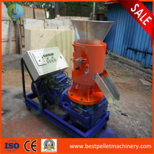 Poultry/Animal/Chicken/Aqufeed/Livestock Pelletizing Machine Pellet Mill Auto Equipment pictures & photos