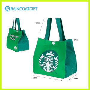 Logo Printing Non Woven Handle Cooler Bag Rbc-076 pictures & photos