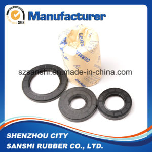 OEM NBR FKM Vmq Framework Rubber Oil Seal pictures & photos