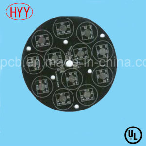 Shenzhen Single-Sided Aluminum LED PCB pictures & photos