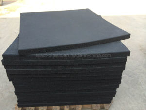 45mm Thick Indoor Rubber Tiles for Crossfti Gyms Fitness Weight Lifting No Smell pictures & photos