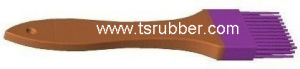 Silicone Brush With ABS Handle