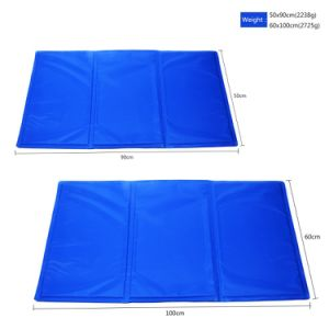 Pet Dog Self Cooling Mat Pad for Kennels, Crates and Beds pictures & photos
