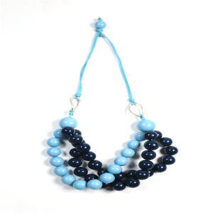 New Design Natural Stones Beads Fashion Jewelry Set Necklace pictures & photos