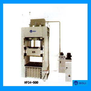 HP34 Series Framework Type Single-Movement Hydraulic Press for Sheet Metal Drawing (Stamping) pictures & photos