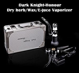 Dry Herb/Wax/E-Liquid 3 in 1 Glass Pipe Cbd Vaporizer pictures & photos