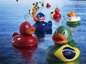 PVC Bath Toy