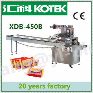 450 Servo Driving Type Automatic Form-Fill-Seal Packing Machine pictures & photos