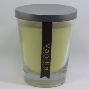 Wholesale Filled Soywax Scented Jar Glass Candle Made in China pictures & photos