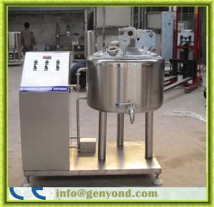 Stainless Steel Pasteurized Milk Machine pictures & photos
