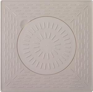 ABS Floor Drain 20cmx20cm (YD-F002)