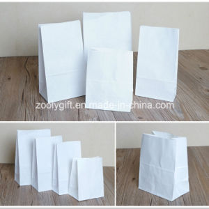 Wholesale Cheap Kraft Paper Shopping Packing Bags pictures & photos