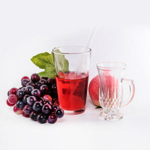 Glass Beer Drinking Mug FDA Approved 450ml Water Glass Cup
