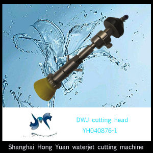 Yh Dwj Water Jet Abrasive Cutting Head for Waterjet Cutting Machine pictures & photos