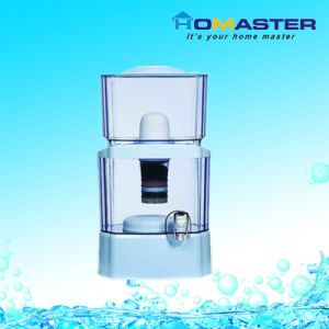 Pure Water Pot with Medical Stone Filter (HQY-24LB1) pictures & photos