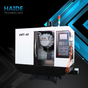 CNC Drilling Machine with Turrents (VMT-40) pictures & photos
