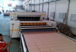 5 Ply High Speed Corruguated Paperboard Machine