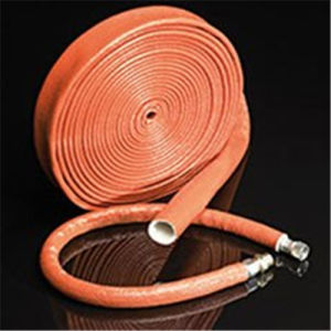 Heat Resistant Protective Sleeve for Flexible Hoses pictures & photos