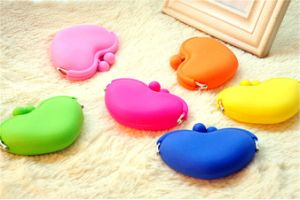Attractive Colourful Silicone Coin Bag pictures & photos