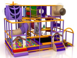 Modern Paradise Indoor Playground for Kids pictures & photos