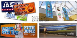 Promotional Carbon Composite Advertising Teardrop Banner pictures & photos