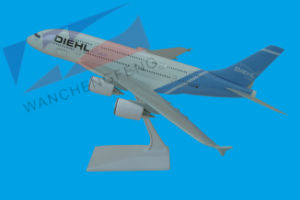 Customized Logo A380 Scale Plane Model pictures & photos