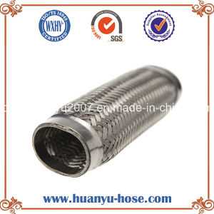 Double Layers Auto Exhaust Flexible Pipe pictures & photos