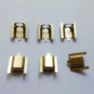 SUS304 Stainless Steel Precision Shrapnel Stamping Parts pictures & photos
