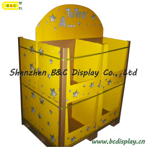 Pack up Stand / Unibody Stand Shelves / Package Printing (B&C-C023) pictures & photos