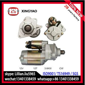 100% New 12V Ford Auto Starter Motor (2-2197-FD) pictures & photos