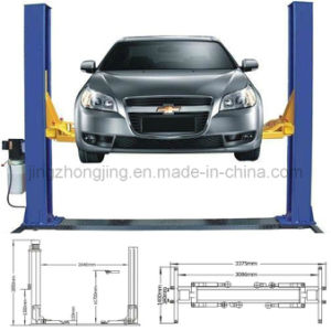 4.5t Two Post Car Lift (Model: QJY3.0-F) pictures & photos