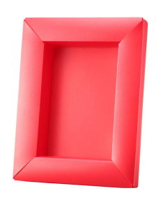Square Hand Made Plastic Picture Photo Frame