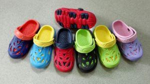 Latest Children EVA Clogs EVA Garden Shoes (BR1072 24-35) pictures & photos